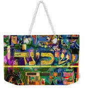 Divinely Blessed Marital Harmony 42 Weekender Tote Bag