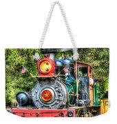 Dixiana Engine Weekender Tote Bag