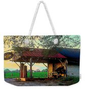Dixie Oil And Gasoline Weekender Tote Bag