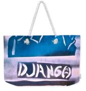 Django Once Upon A Time Weekender Tote Bag
