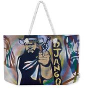 Django Three Faces Weekender Tote Bag