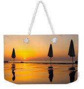 Djibouti Sunset Weekender Tote Bag