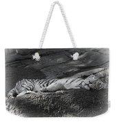 Do Not Disturb Weekender Tote Bag by Joan Carroll