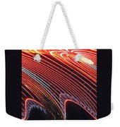 Do The Wave Weekender Tote Bag