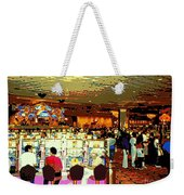 Do You Come Here Often ? Casino Slot Machine Pick Up Lines As You Gamble Your Life Savings Away Weekender Tote Bag