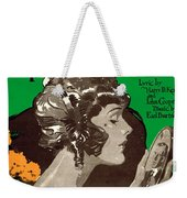 Do You Ever Think Of Me Weekender Tote Bag