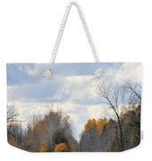 Do You Think It Will Rain Weekender Tote Bag