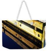 Dock Weekender Tote Bag