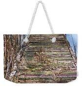 Dock In The Glades Weekender Tote Bag