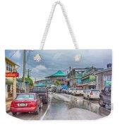 Dock Street - Cedar Key Weekender Tote Bag