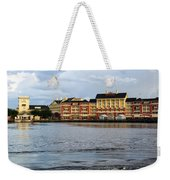 Docked At The Boardwalk Walt Disney World Weekender Tote Bag
