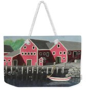 Docked - Original Sold Weekender Tote Bag