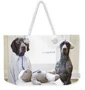 Doctor And Nurses Weekender Tote Bag