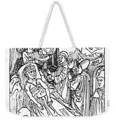 Doctor And Patient, 1509 Weekender Tote Bag