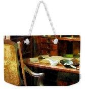 Doctor - Doctor's Office Weekender Tote Bag by Susan Savad
