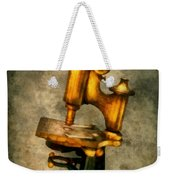 Doctor - Microscope - The Start Of Modern Science Weekender Tote Bag by Mike Savad