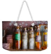 Doctor - Perfume - Soap And Cologne Weekender Tote Bag