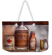 Doctor - Pharmacueticals  Weekender Tote Bag by Mike Savad