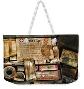 Doctor - The First Aid Kit Weekender Tote Bag