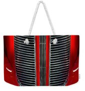 Dodge Brothers Grille Weekender Tote Bag