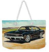 Dodge Charger Rt 1970 Weekender Tote Bag