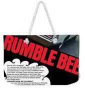 Dodge Coronet Super Bee - Rumble Bee Weekender Tote Bag