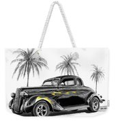 Dodge Coupe Weekender Tote Bag