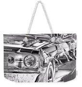 Dodge Dart Weekender Tote Bag