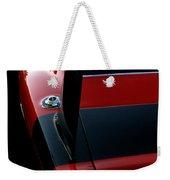 Dodge Daytona Fin Weekender Tote Bag
