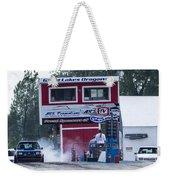 Dodge Omni Glh Vs Rwd Dodge Shadow - 03 Weekender Tote Bag