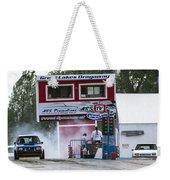 Dodge Omni Glh Vs Rwd Dodge Shadow - 04 Weekender Tote Bag