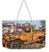 Dodge Power Wagon Wrecker Weekender Tote Bag