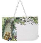 Dodgson: Alice, 1865 Weekender Tote Bag