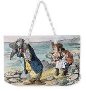 Dodgson: Looking Glass Weekender Tote Bag