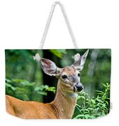 Doe Close Weekender Tote Bag