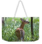 Doe Meadow Weekender Tote Bag