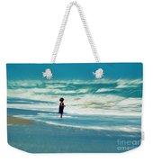 Does The Ocean Ever Stops Weekender Tote Bag