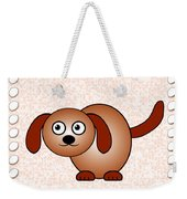 Dog - Animals - Art For Kids Weekender Tote Bag by Anastasiya Malakhova