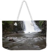 Dog Creek Falls Weekender Tote Bag