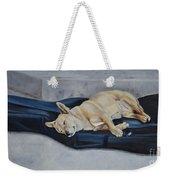 Dog Day Afternoon Weekender Tote Bag
