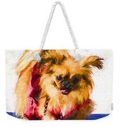 Dog Daze 3 Weekender Tote Bag