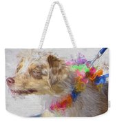 Dog Daze 5 Weekender Tote Bag