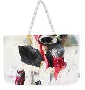 Dog Daze 8 Weekender Tote Bag