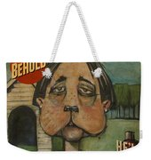 Dog Faced Boy Poster Weekender Tote Bag
