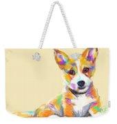 Dog Jerry Weekender Tote Bag
