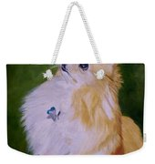 Dog Kuki Weekender Tote Bag