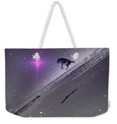 Dog Star Weekender Tote Bag