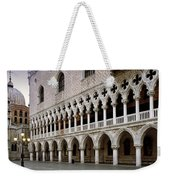Doge's Palace And Basilica San Marco Weekender Tote Bag