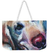 Doggie Breath Weekender Tote Bag