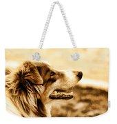 Doggie Face Weekender Tote Bag